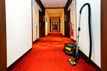 hotels bars cleaning